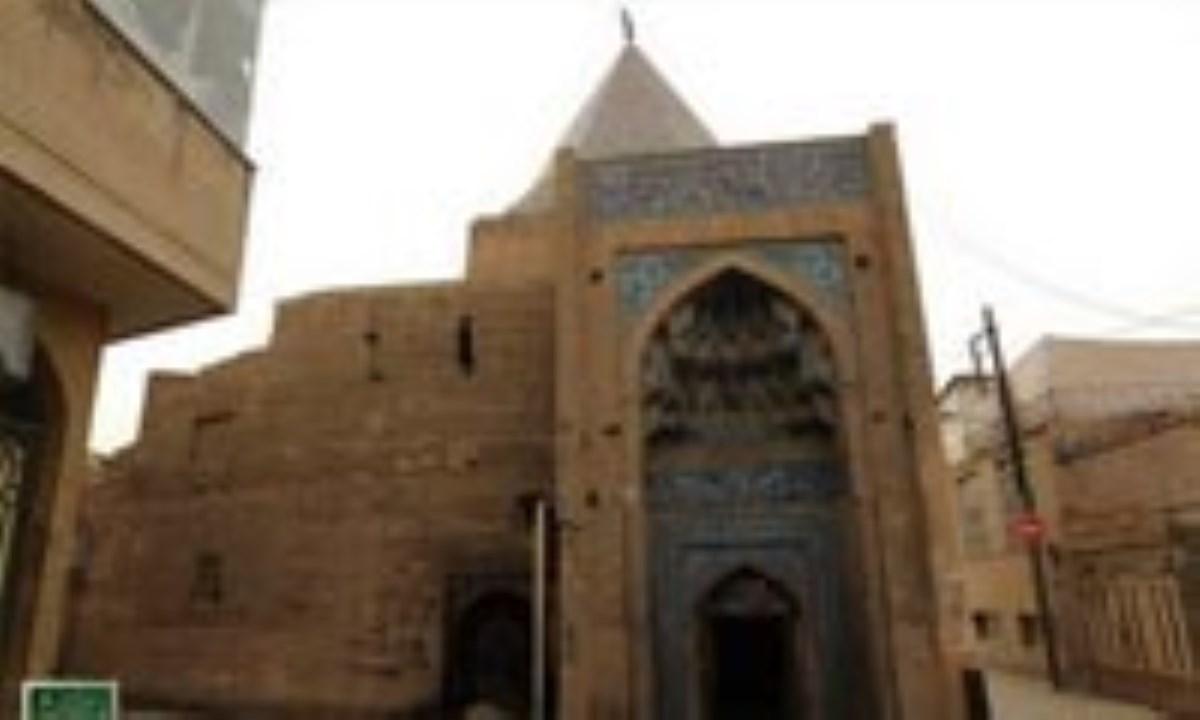 زیارتگاه باباقاسم، عارف قرن هشتم