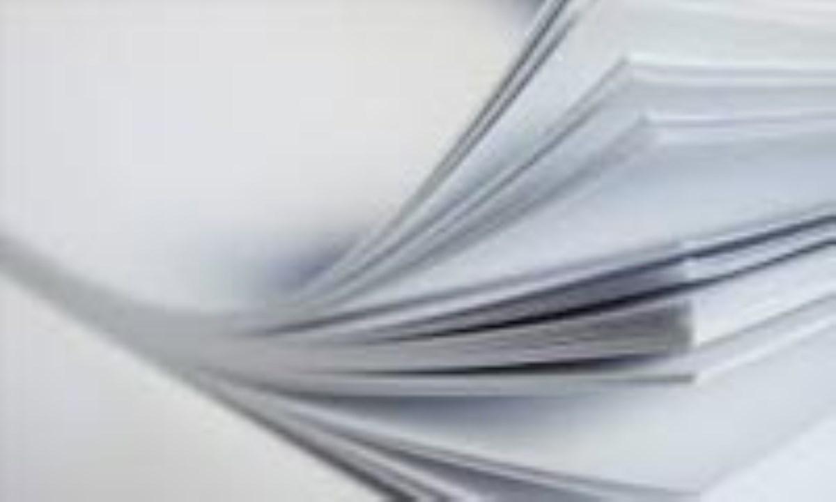 کاغذ در فرهنگ ایرانی