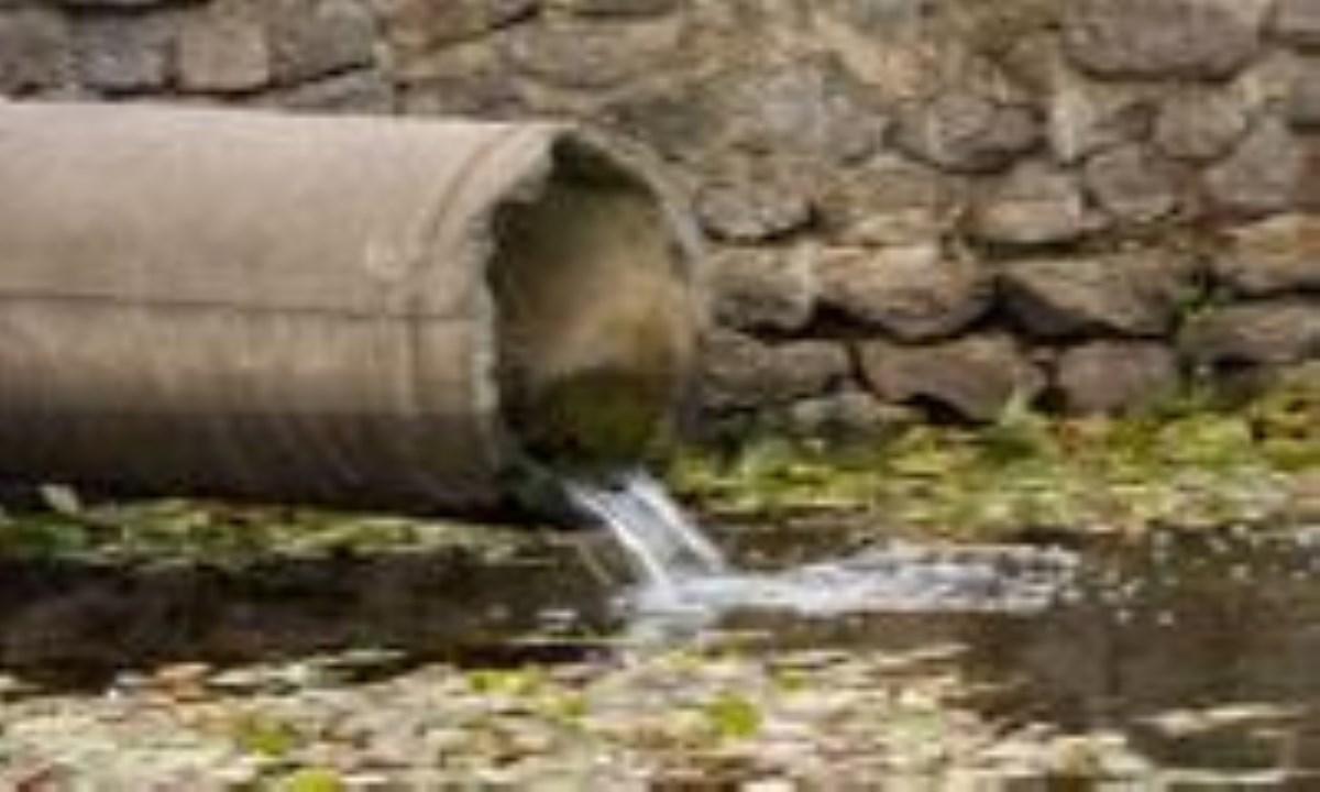 آلودگی آب چیست؟
