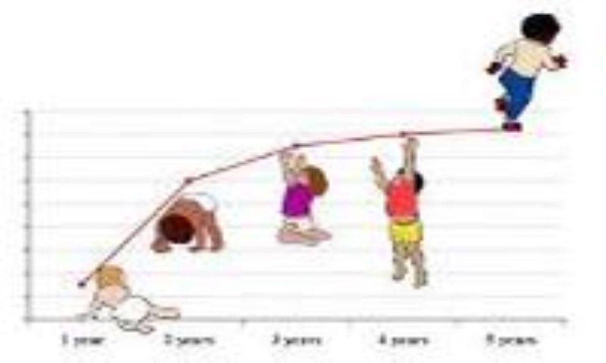 سن و مراحل رشد کودک