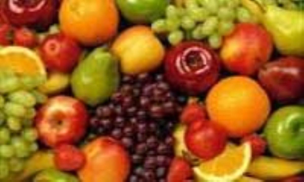 میوههای با قند بالا