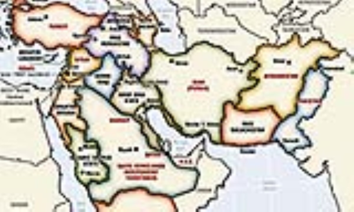 از طرح خاورمیانه بزرگ تا پروژه نفوذ