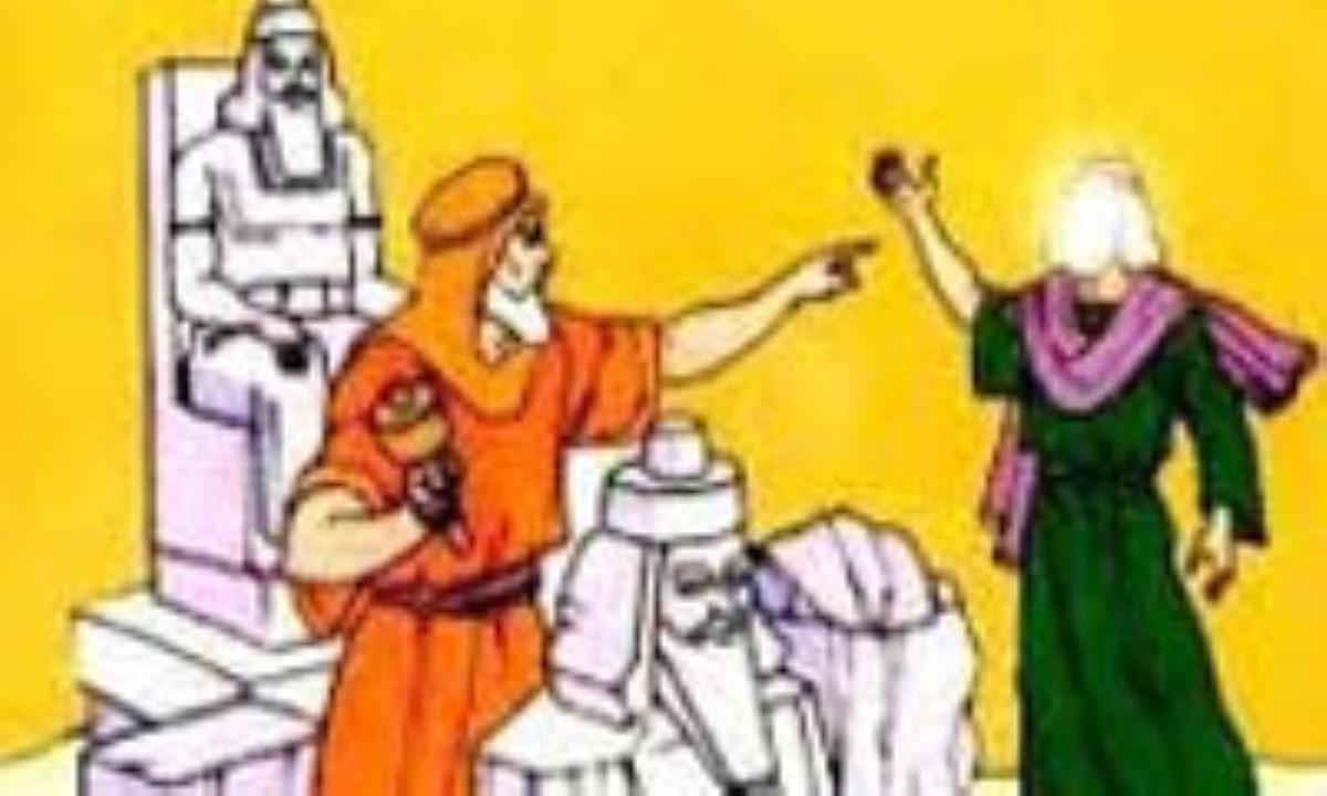 ابراهیم و قوم مشرک او