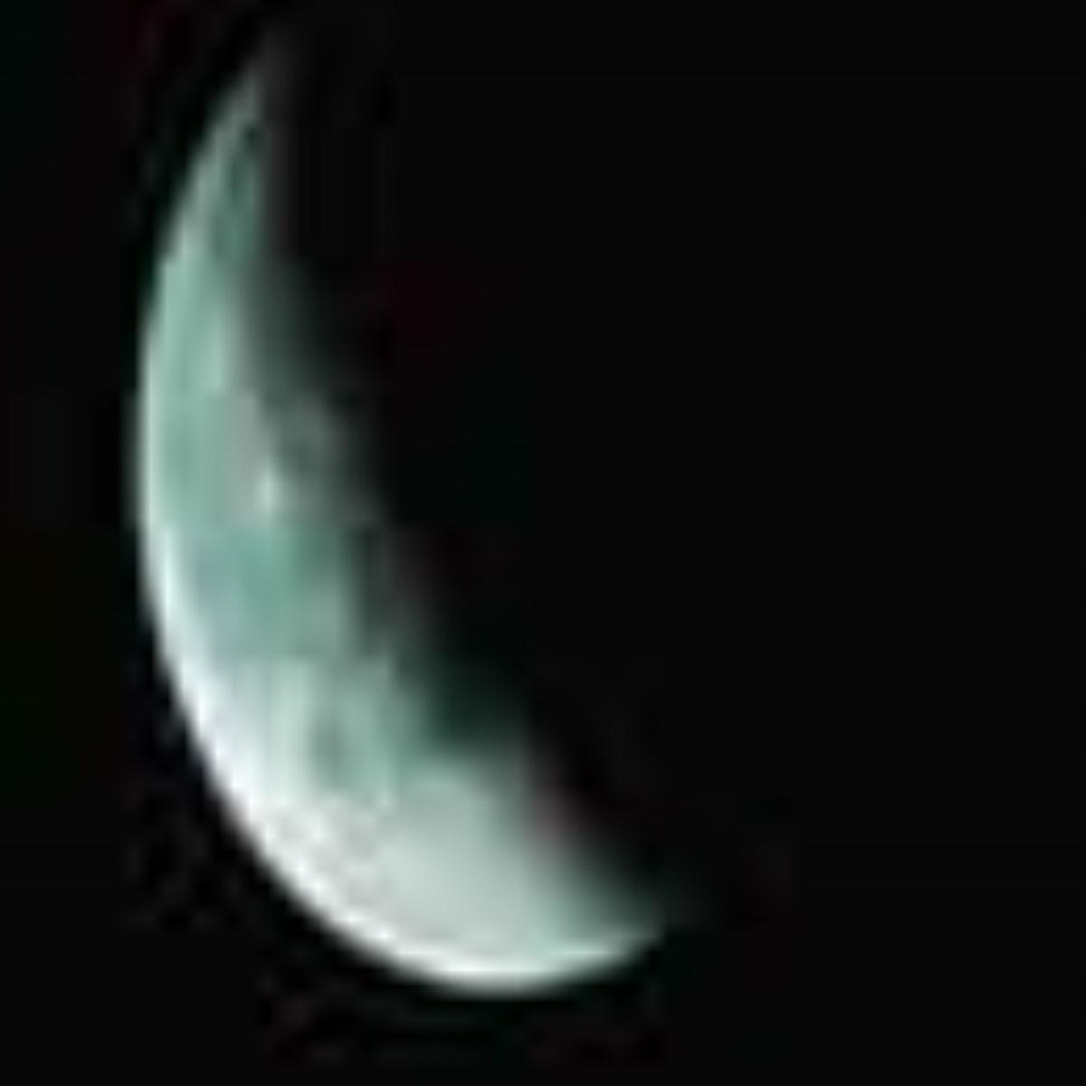 ماه عامل افزایش طول شبانه روز