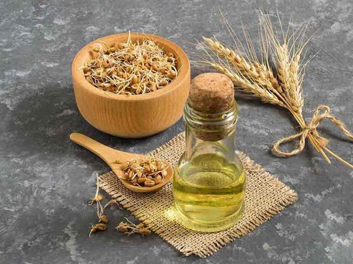 استفاده از روغن جوانه گندم برای رشد مو