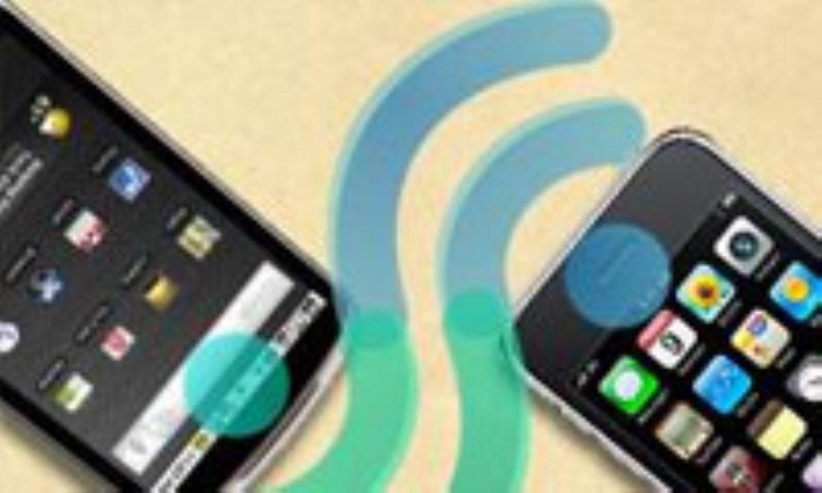 فناوری جدید nfc در گوشی های آینده