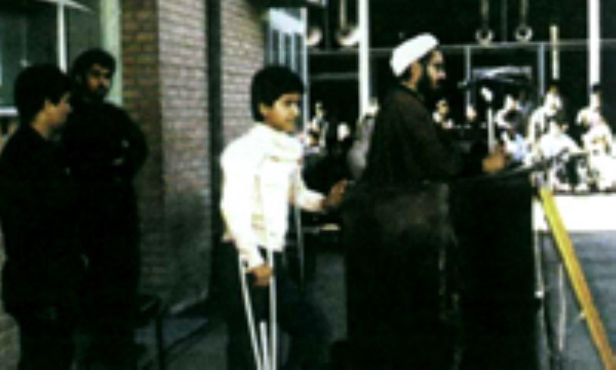 شمه ای از سلوك مبارزاتي شهيد محمد منتظري (2)