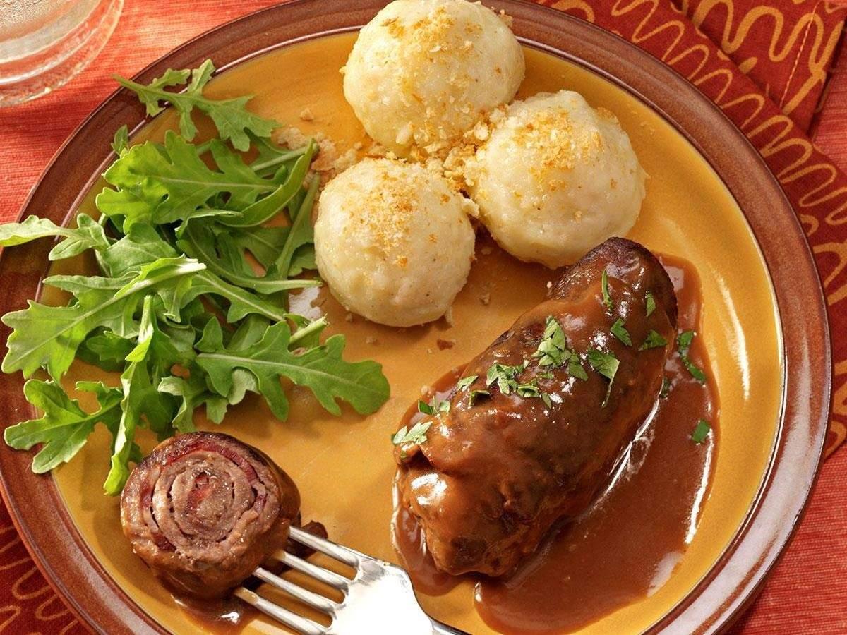 دستور پخت سه نوع غذای سنتی کشور آلمان