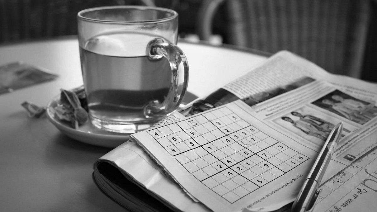 مهمترین فواید حل جدول سودوکو برای مغز