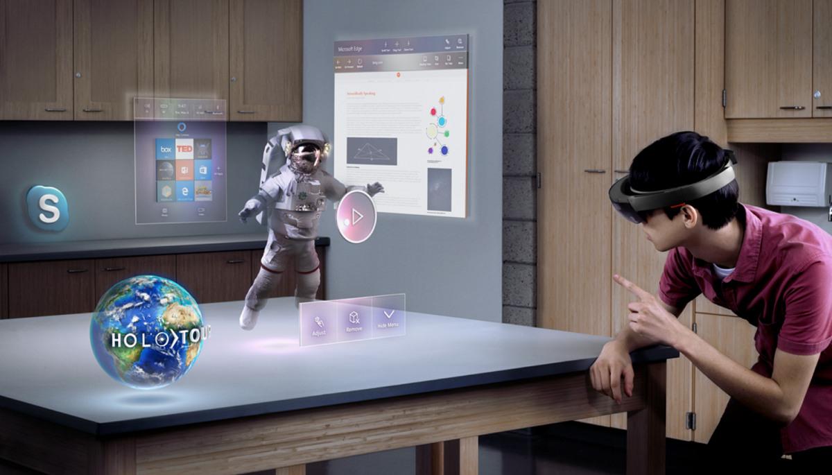 آینده واقعیت افزوده و واقعیت مجازی