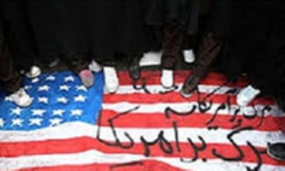 آمریکا دشمن شماره یک ملت ایران