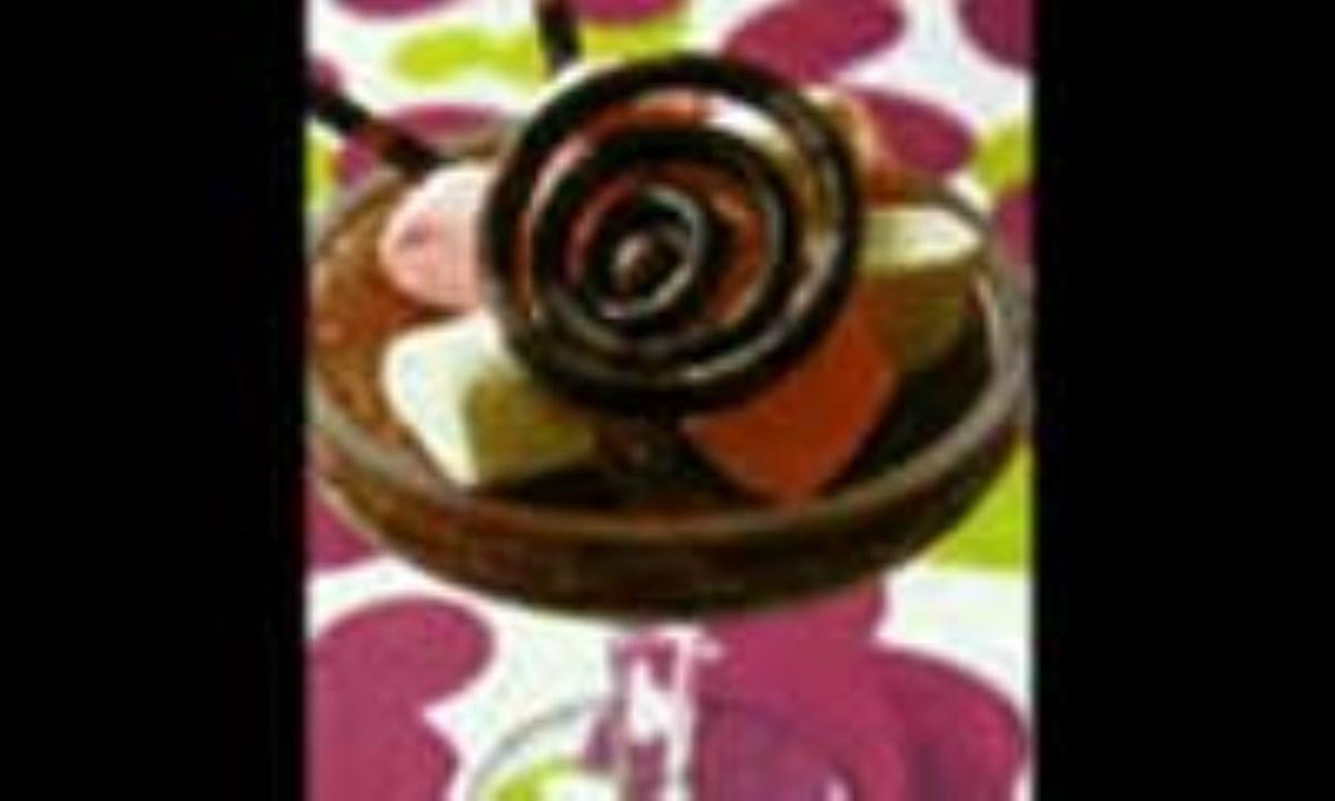 موس شکلاتي با مارش مالو