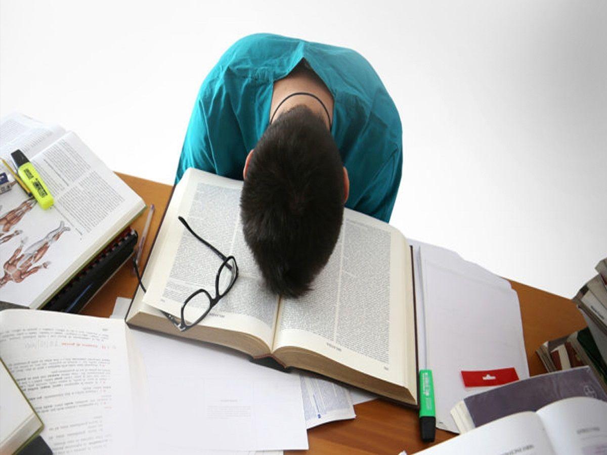 راهکار های غلبه بر استرس امتحان