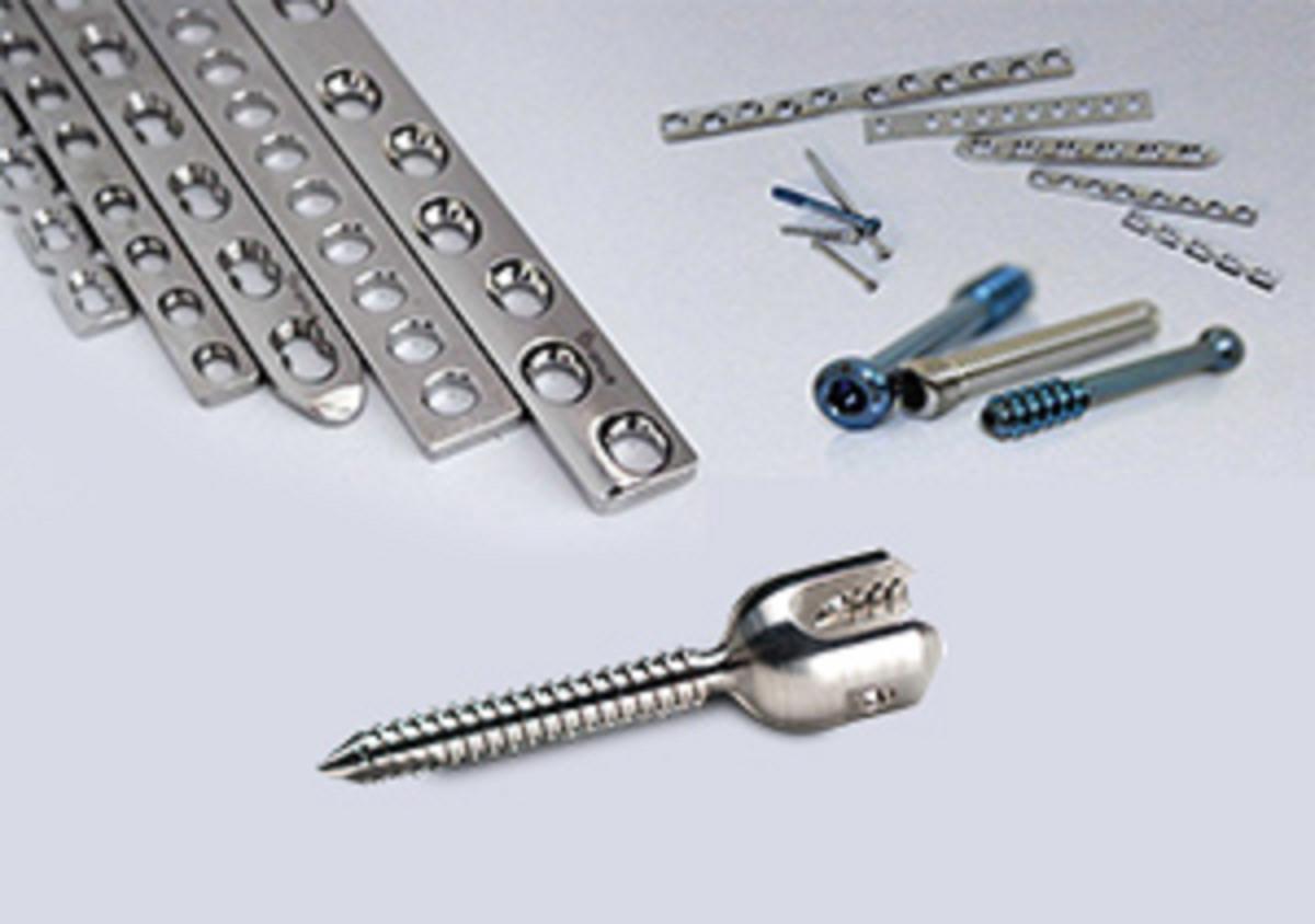 انواع ایمپلنت و پلاتین استخوانی و موارد استفاده از آن