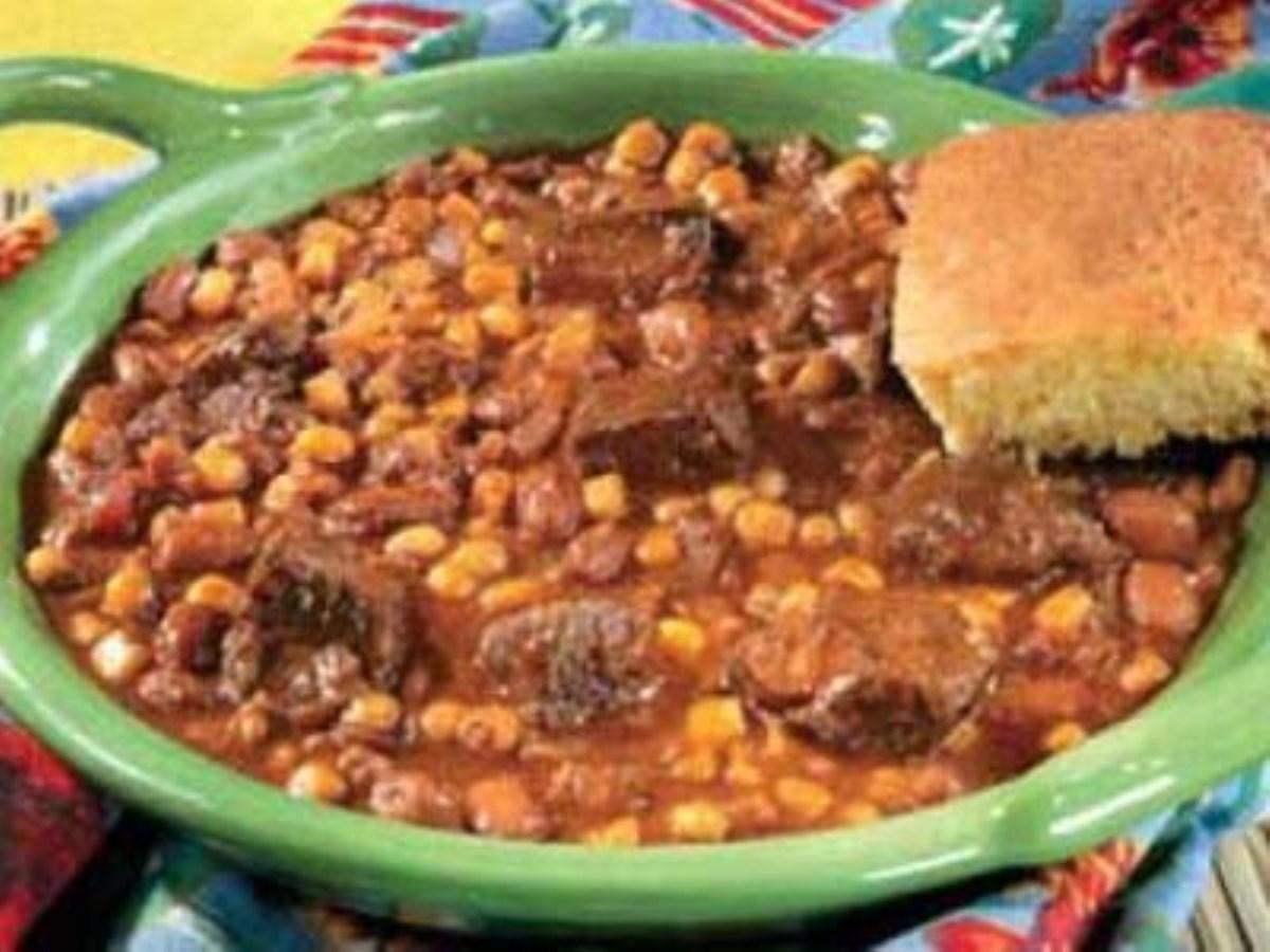 طرز تهیه غذای ملل سوپ گوشت مکزیکی