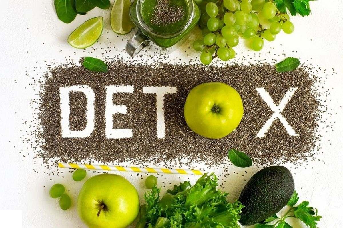 خوراکیهای مفید برای پاکسازی بدن