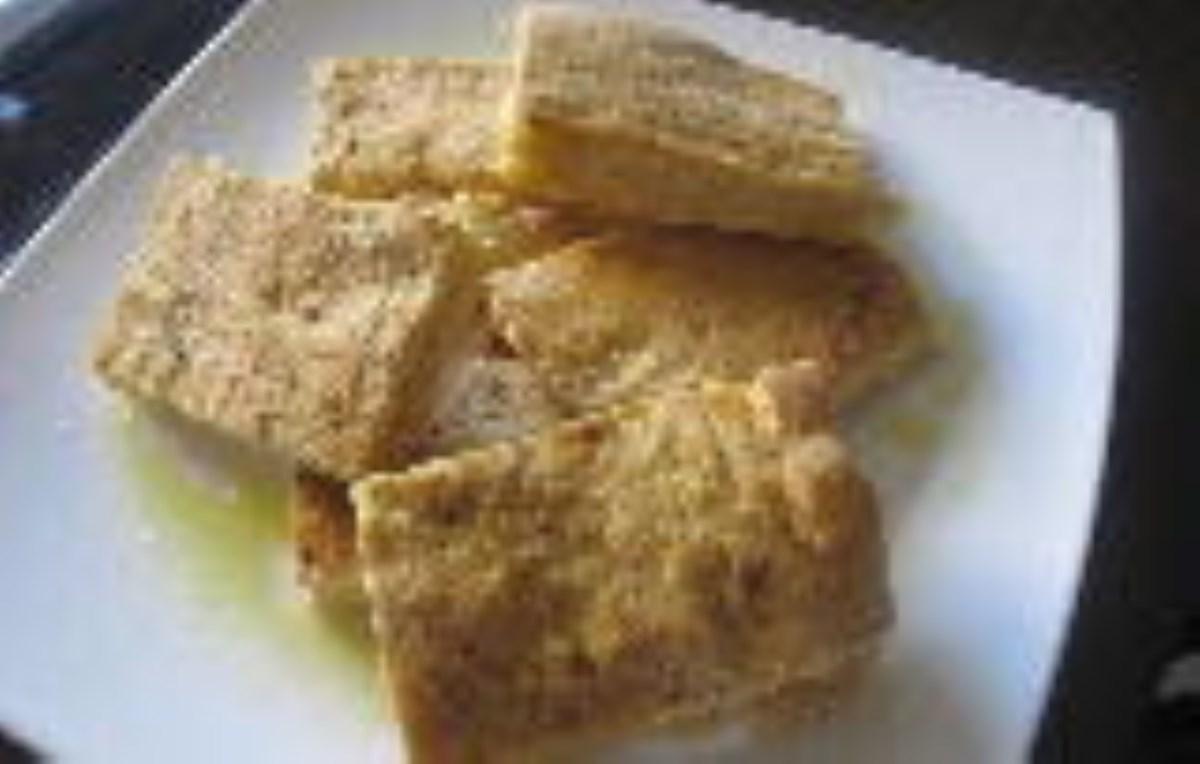 طرز تهیه غذای ملل فوکاچیا (نان ایتالیایی)