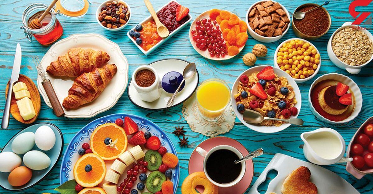 باید و نباید های وعده صبحانه