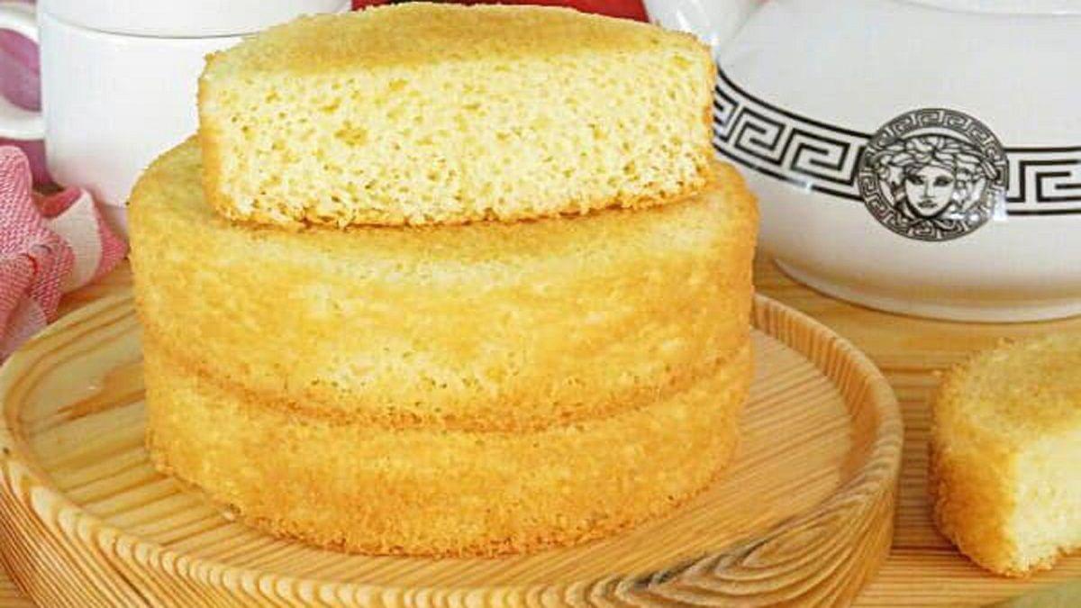طرز تهیه چند مدل کیک اسفنجی