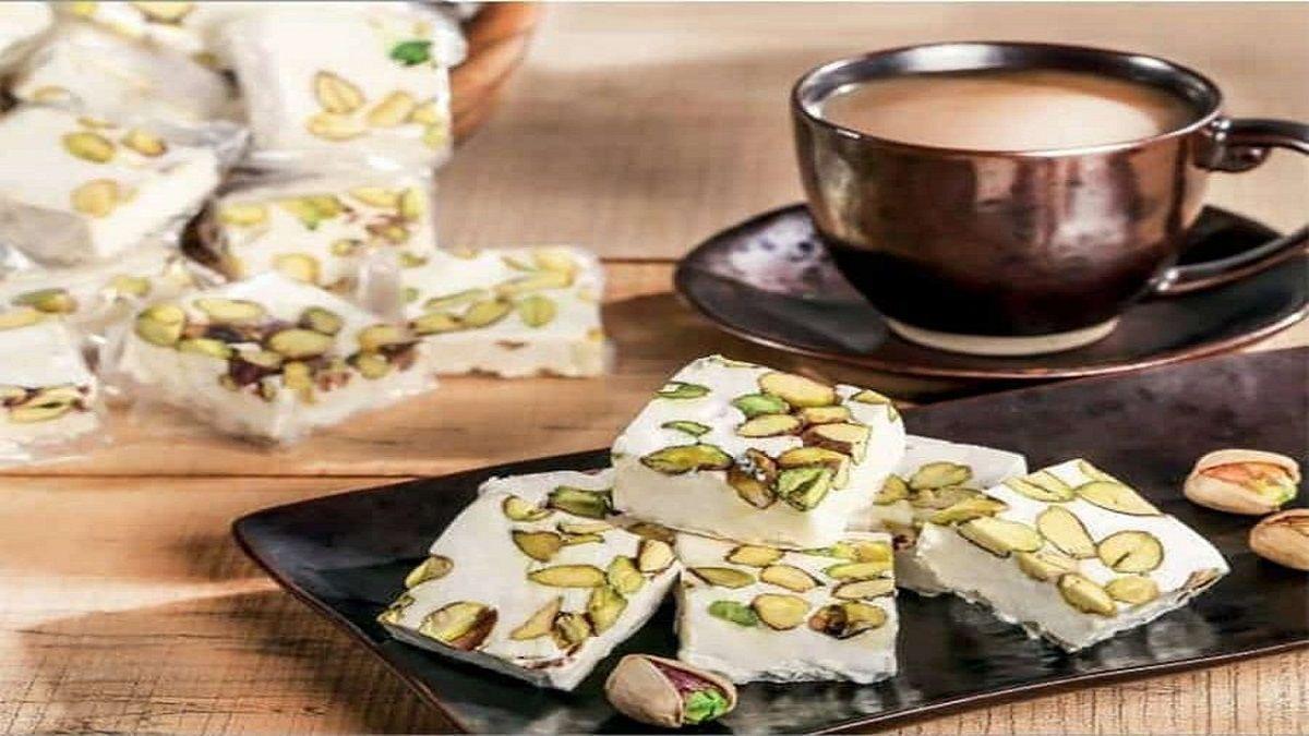 طرز تهیه انواع شیرینی نوقا
