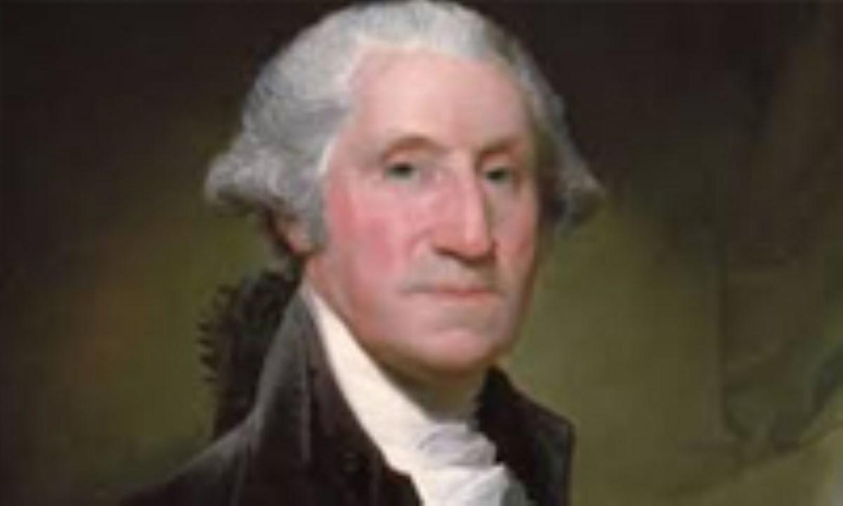 اقدامات مهم جورج واشینگتن