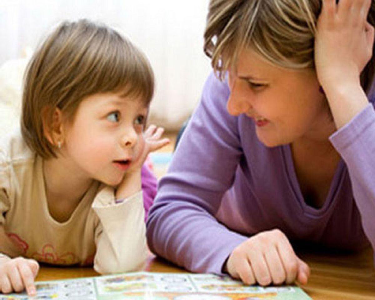 الگوپذیری کودکان از رفتار والدین