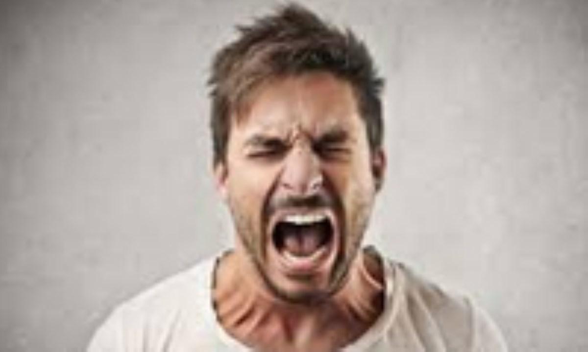 درمان عصبانیت