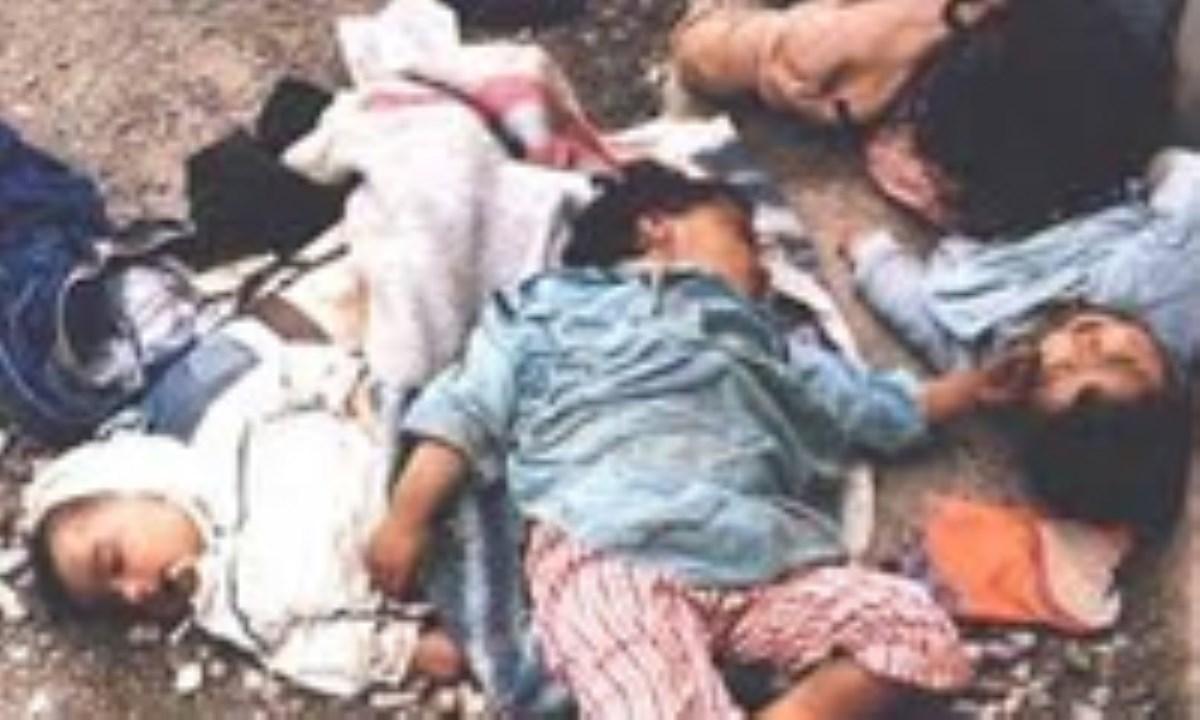 طرح نسلکشی افراد بشر توسط یهودیان صهیونیست
