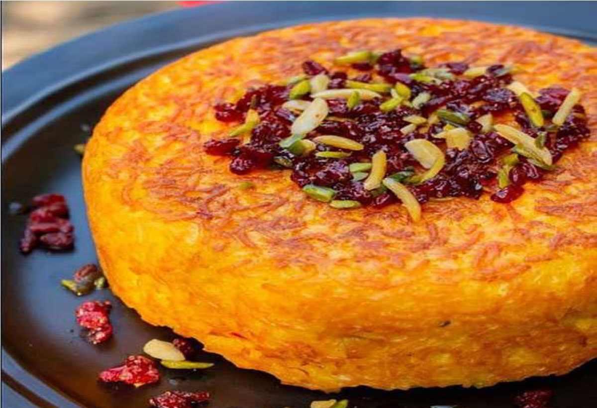 دستور پخت ته چین مرغ