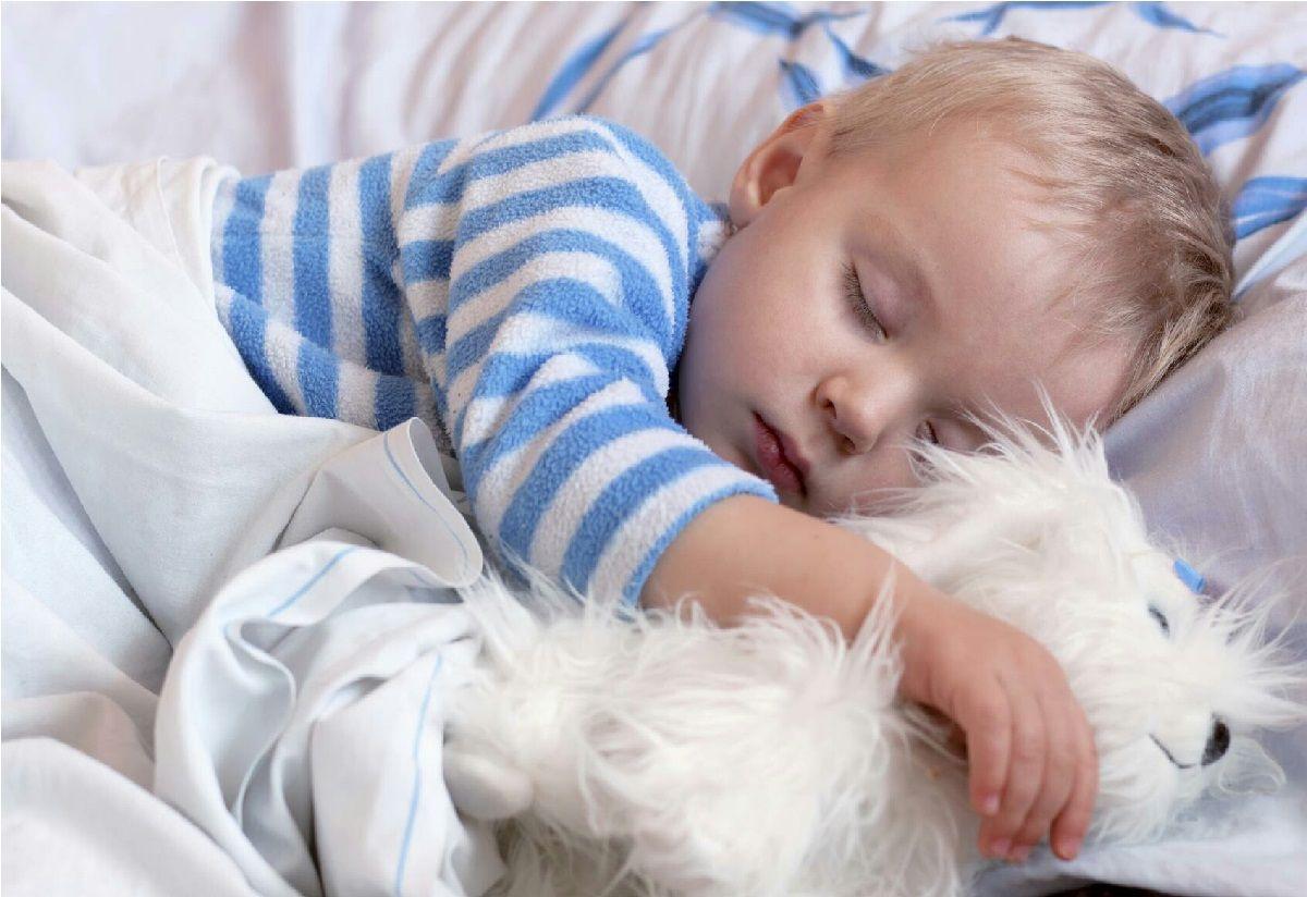 راهکارهایی برای تنظیم خواب کودک