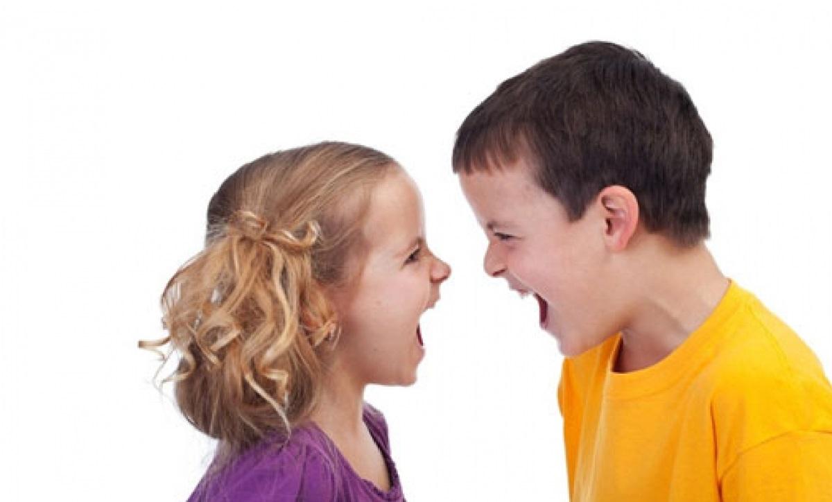 بررسی علل پرخاشگری کودکان