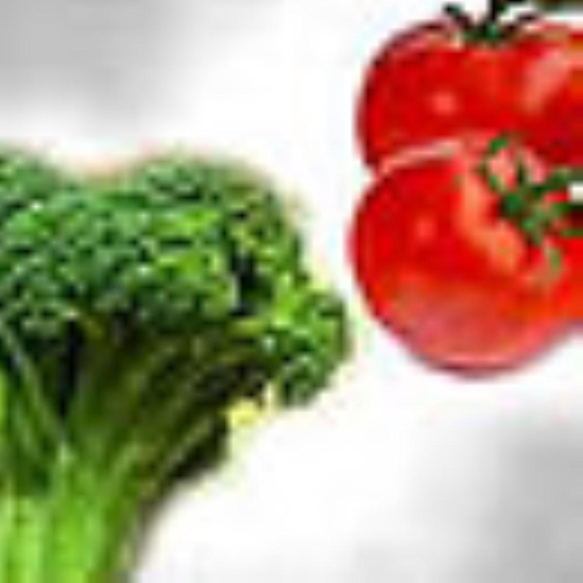 بروكلي و گوجه فرنگي، دو ميوه مفيد براي سلامت مردان