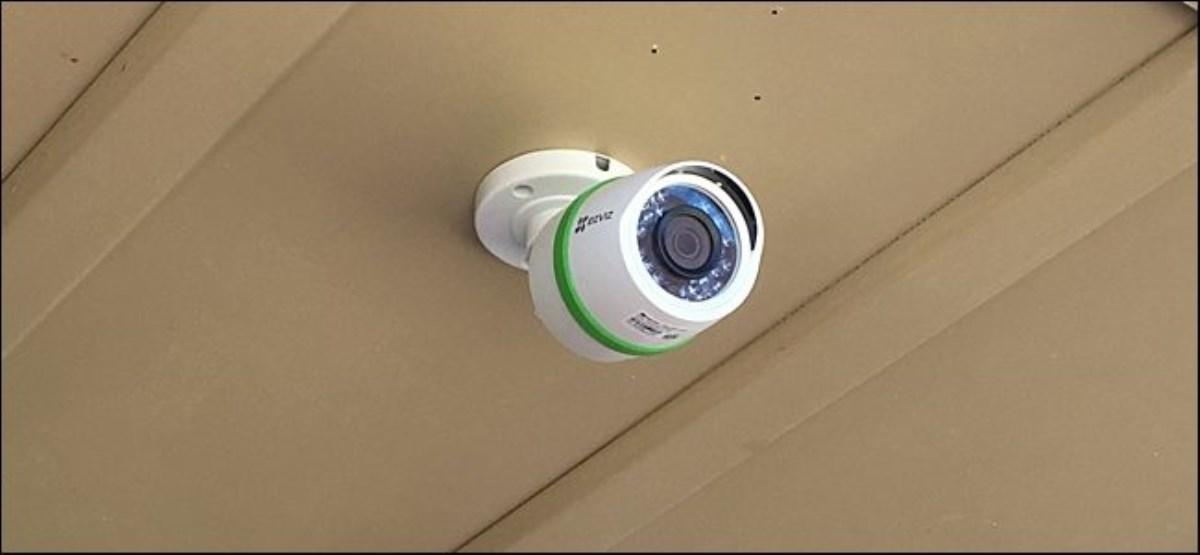 دوربین های امنیتی