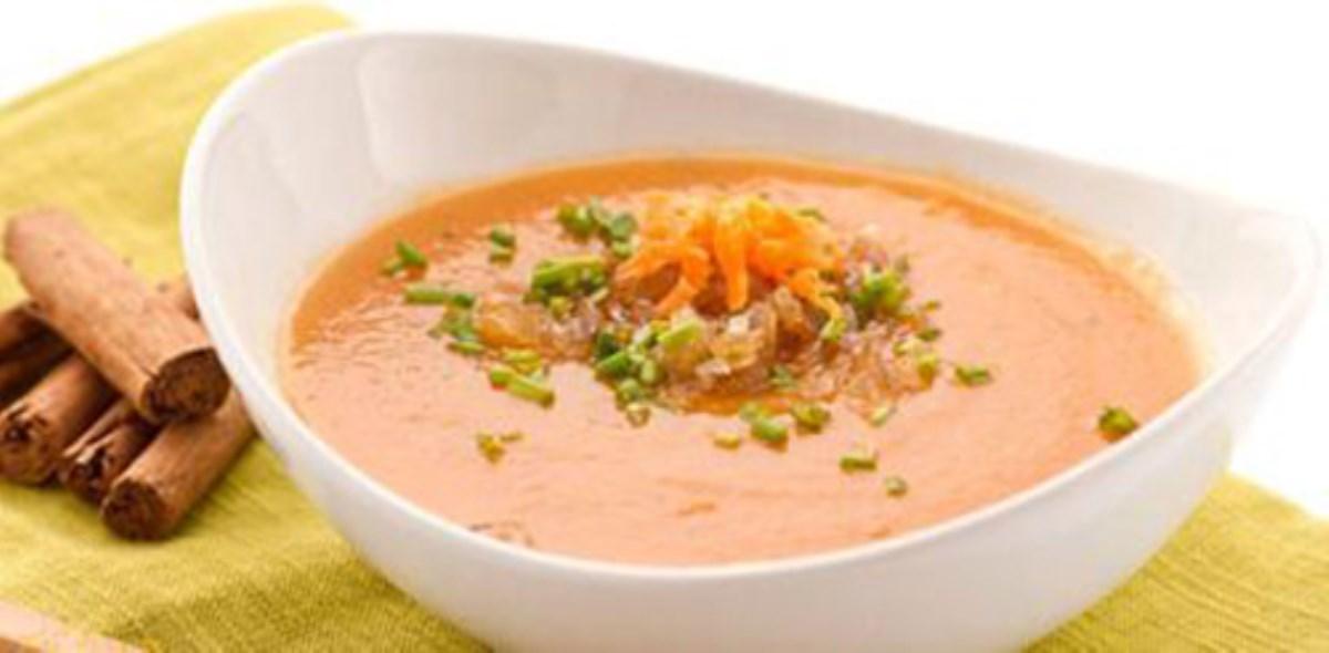 طرز تهیه سوپ هویج و دارچین(غذای رژیمی)