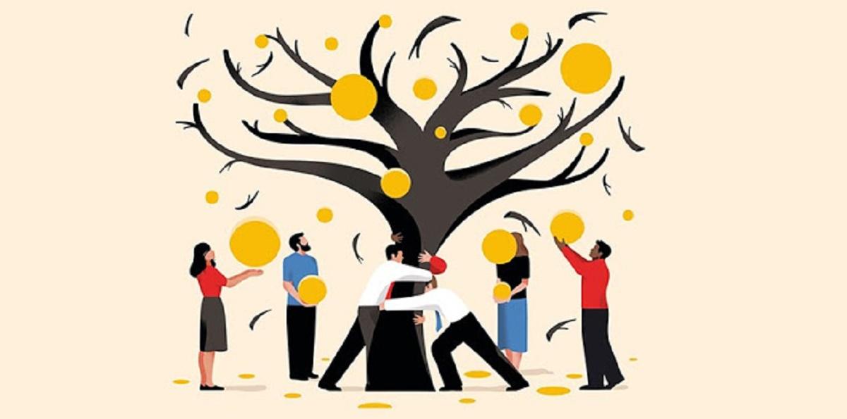 تقسیم کار در اقتصاد مدرن