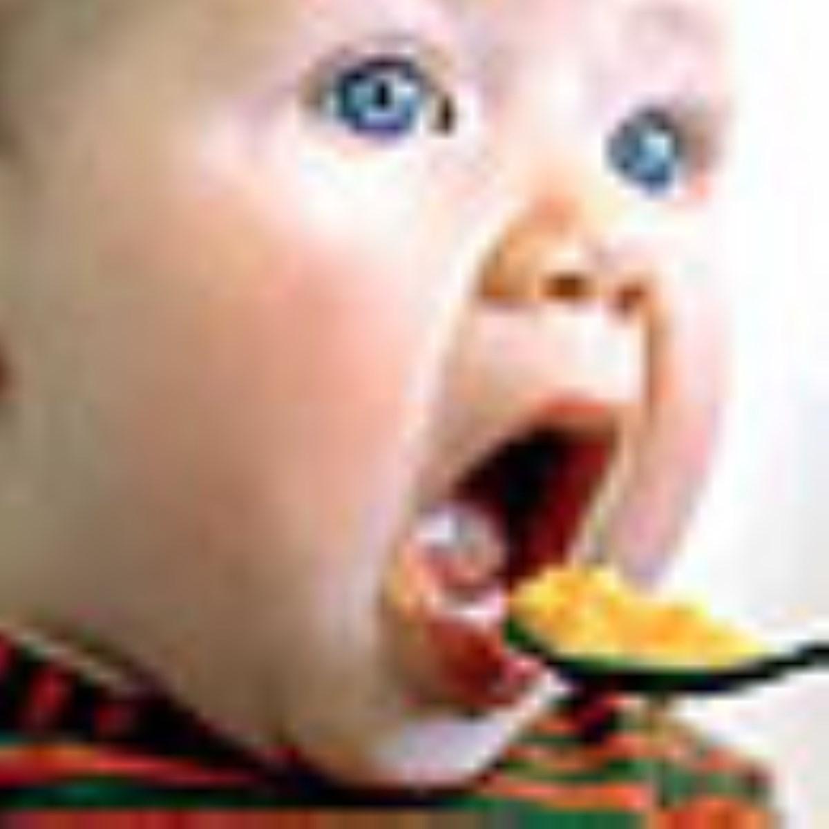 کاهش اشتها و بي اشتهايي در کودکان بالاي يکسال