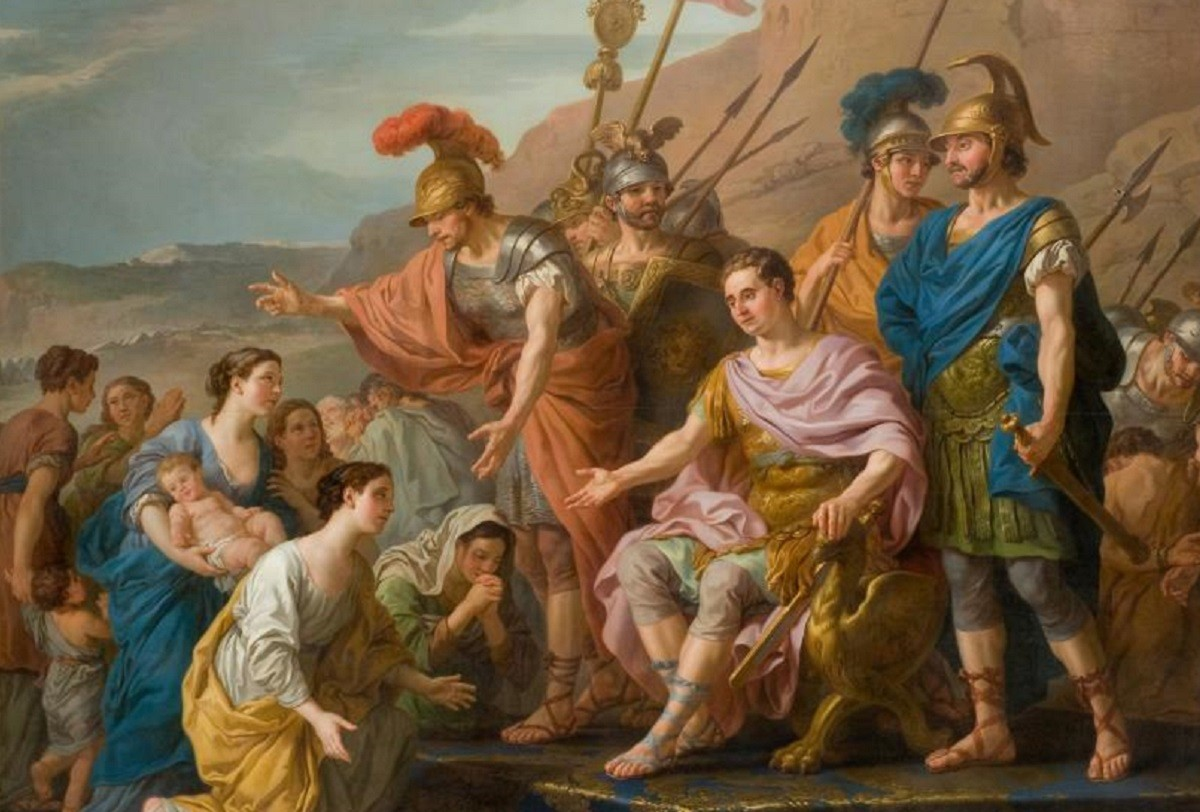 پایان خطابه در دوران یونان باستان