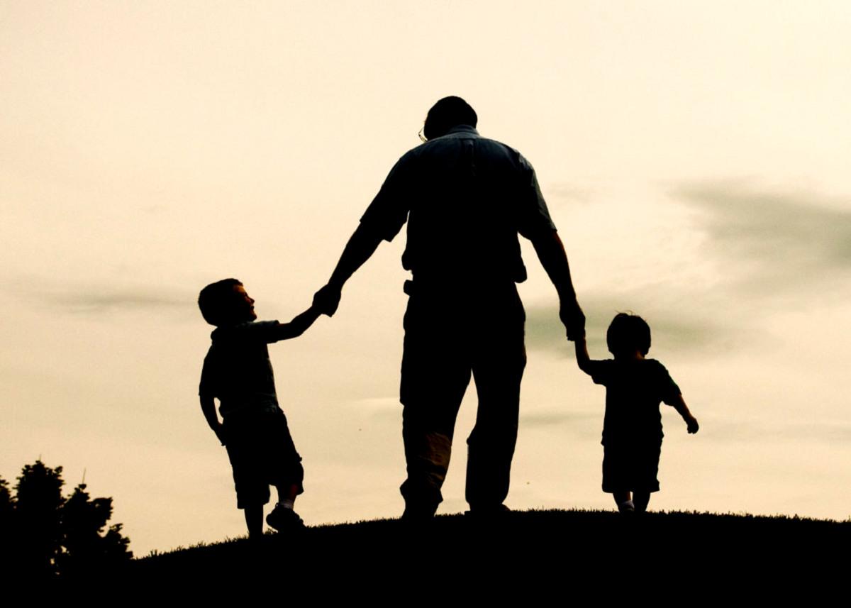 صفاتی که کودک از پدر به ارث می برد
