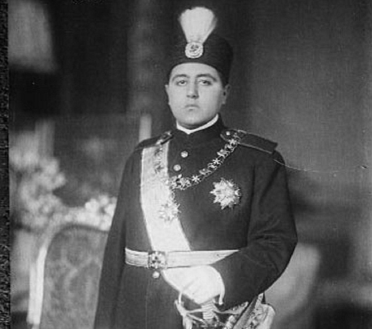 سلطنت احمد شاه قاجار