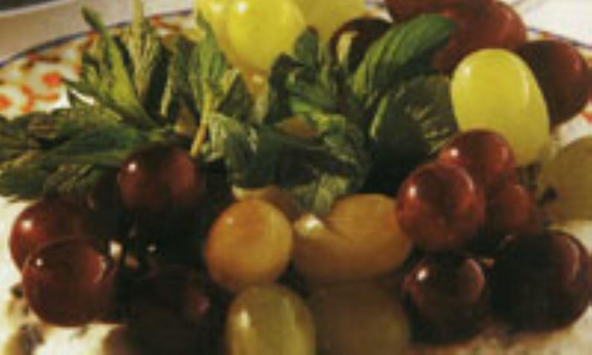 الويه با سبزي جات معطر