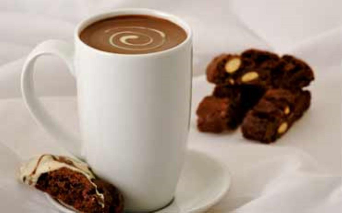 طرز تهیه نوشیدنی گرم، قهوه موکا کم چرب