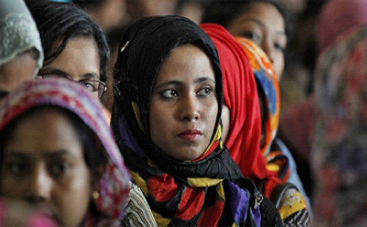 عملکرد زنان در راستای تثبیت ساختار سیاسی حکومتهای اسلامی هند