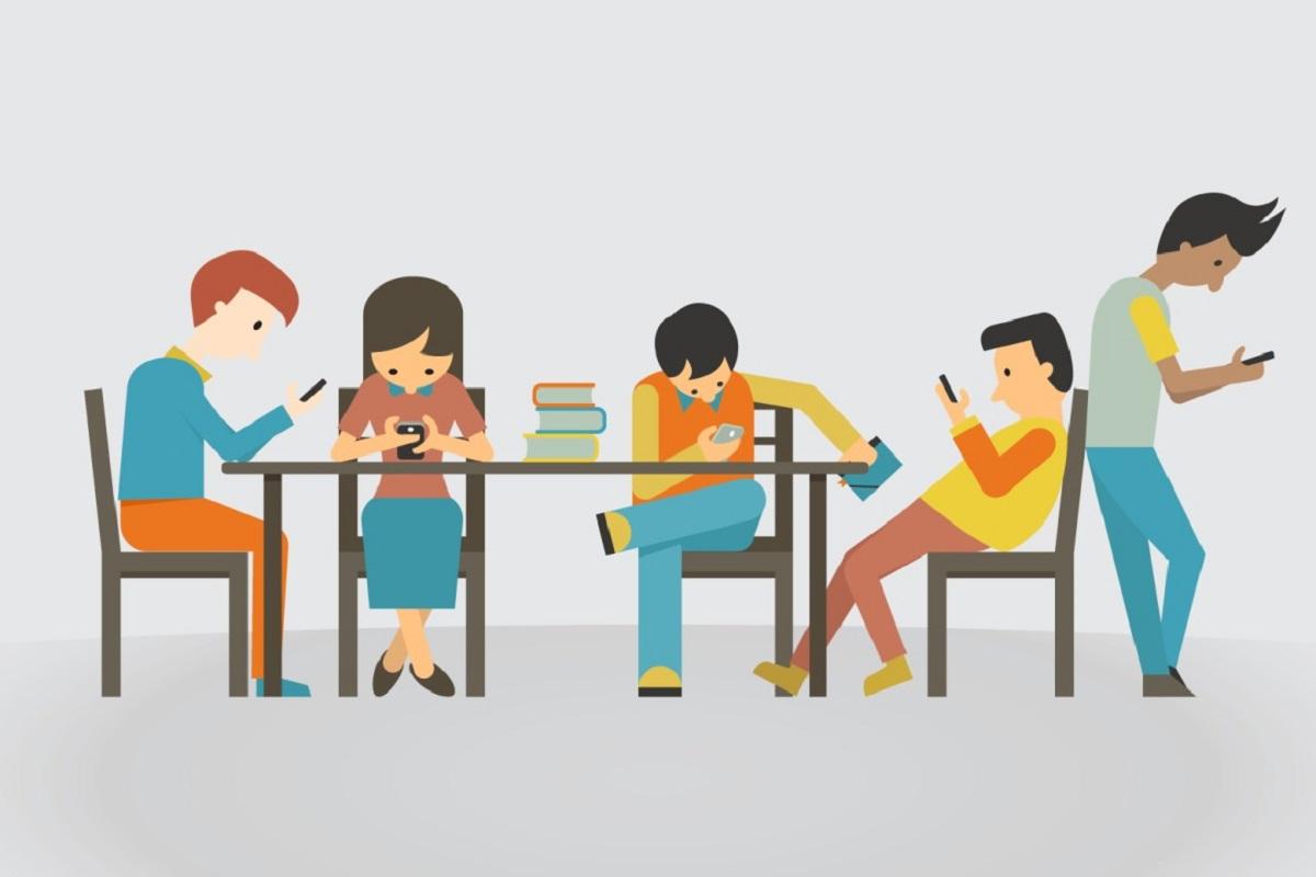 آیا رسانههای اجتماعی بر روابط خانوادگی تأثیر منفی میگذارند؟