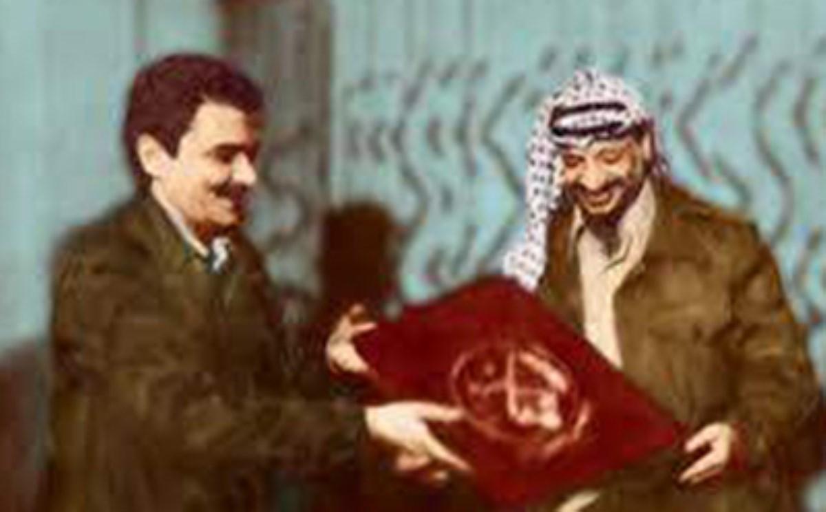سازمان مجاهدین و اعزام به فلسطین و پیامدها