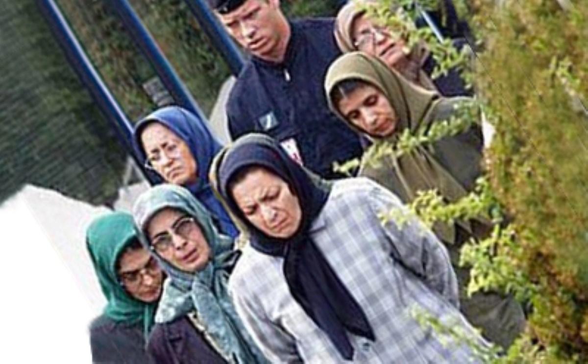 سازمان مجاهدین خلق در آستانه حمله آمریکا به عراق
