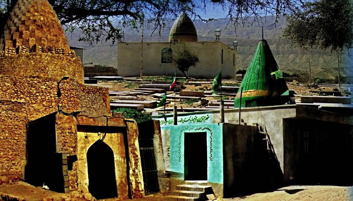بقعه پیر مراد - وحدت آباد