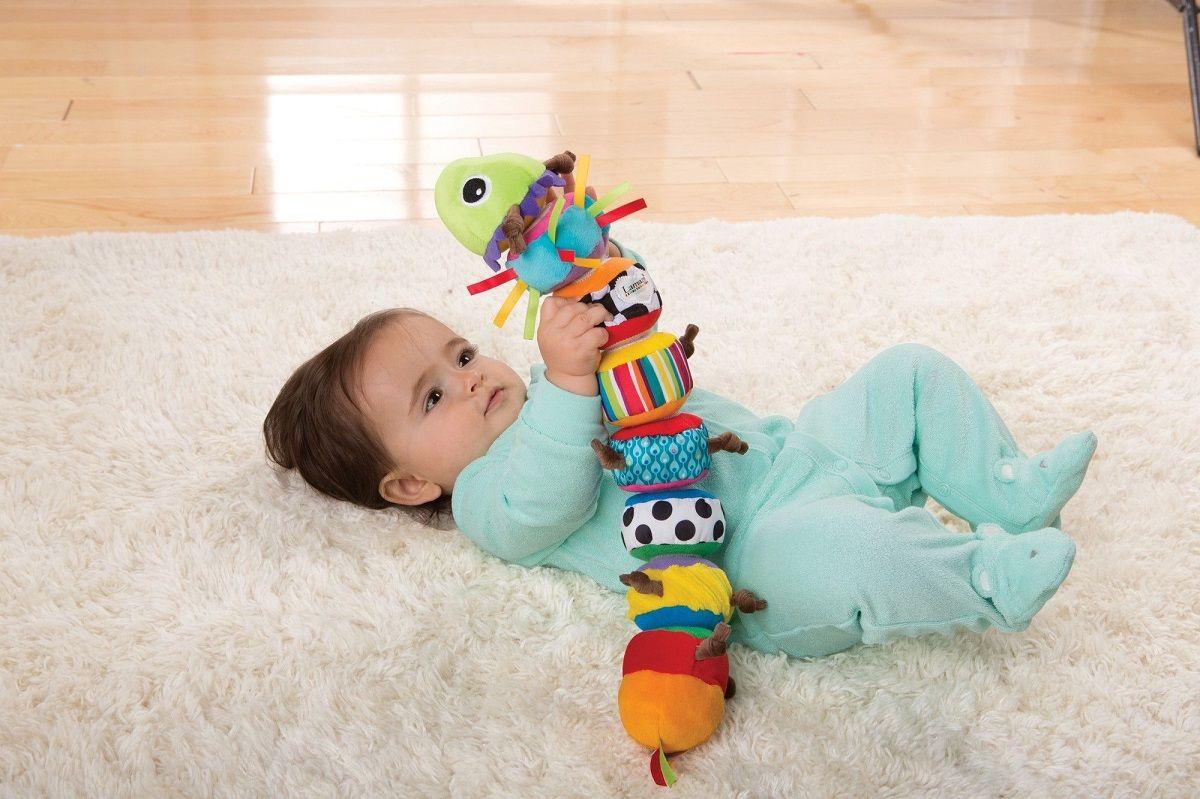 اسباب بازی های مناسب برای کودکان زیر یک سال