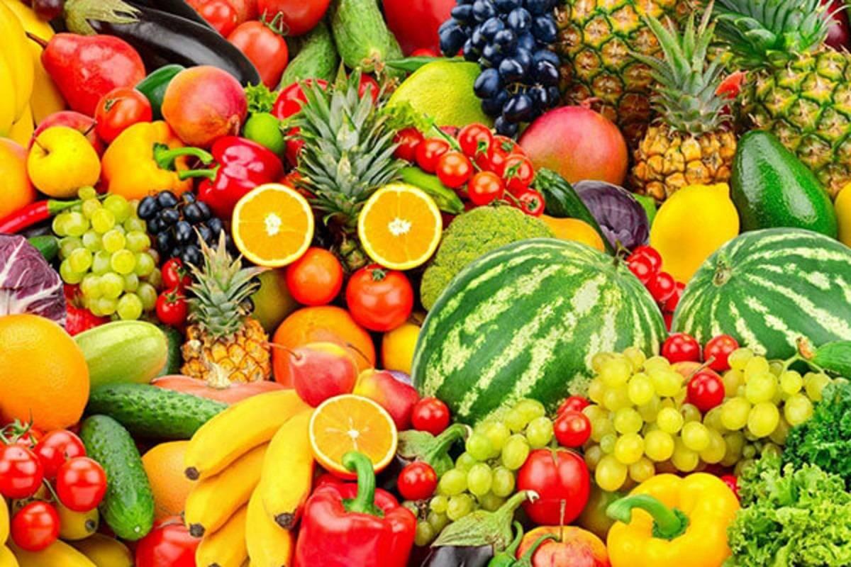 درمان بیماری ها با خوردن میوه