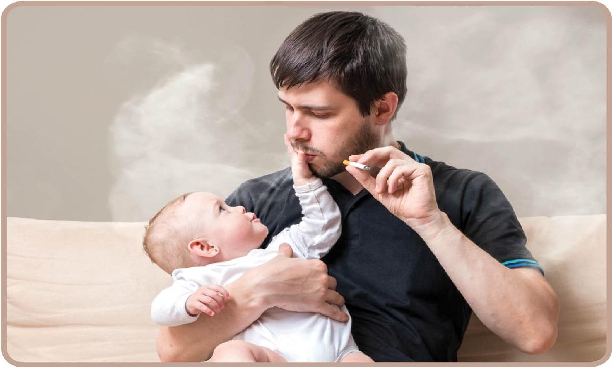 اثر دود سیگار در غیر سیگاری ها