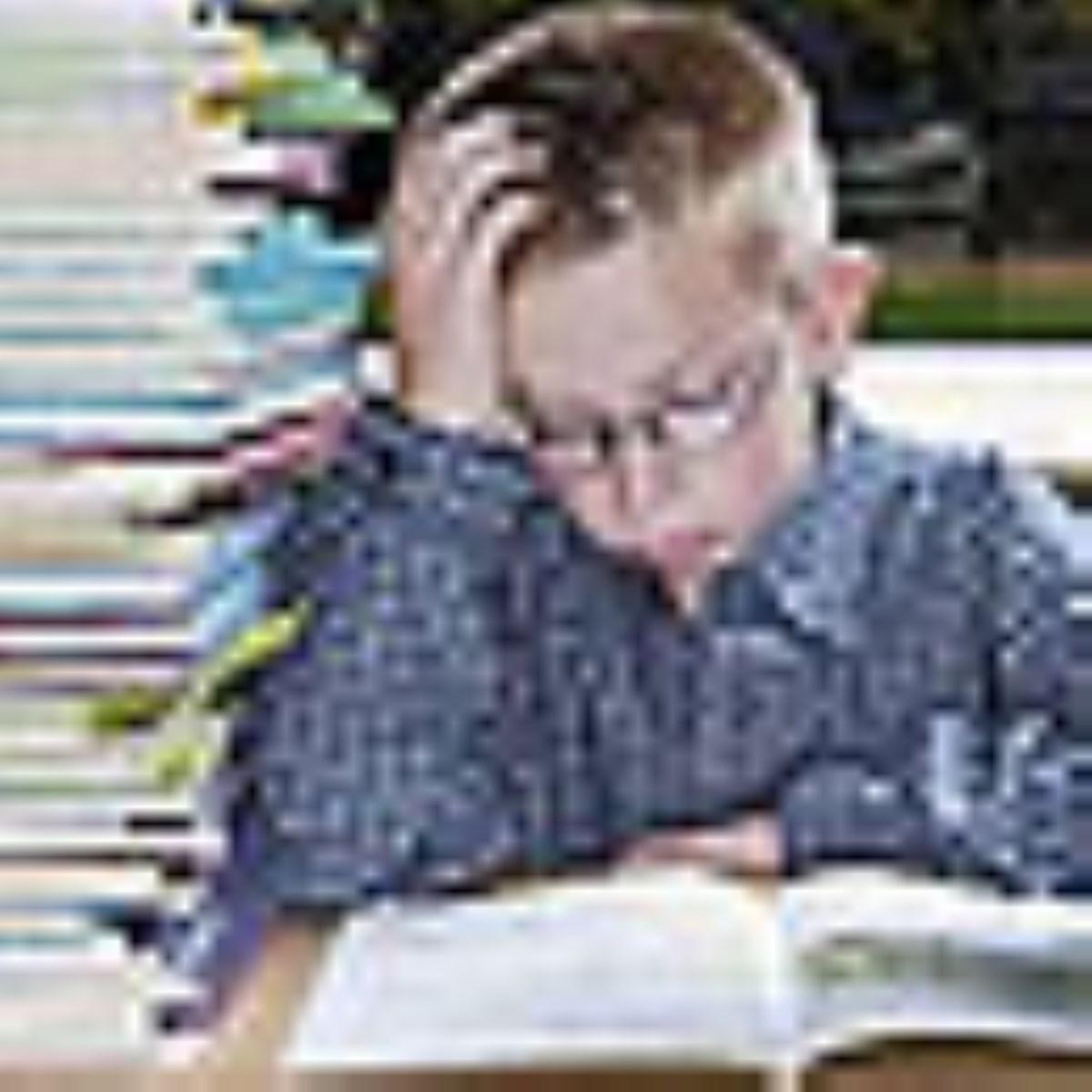 عادت های غلط درمطالعه